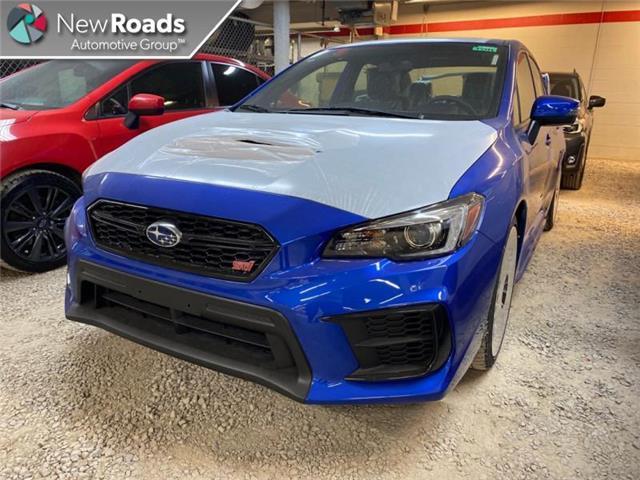 2021 Subaru WRX STI Sport-tech w/Wing (Stk: S21226) in Newmarket - Image 1 of 7