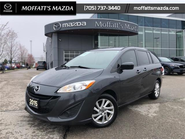 2015 Mazda Mazda5 GS (Stk: P8918A) in Barrie - Image 1 of 21