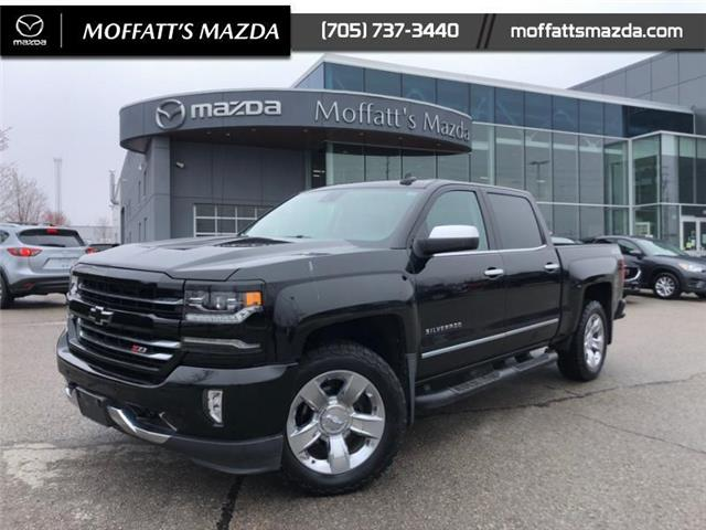2017 Chevrolet Silverado 1500 LTZ (Stk: 28973A) in Barrie - Image 1 of 21