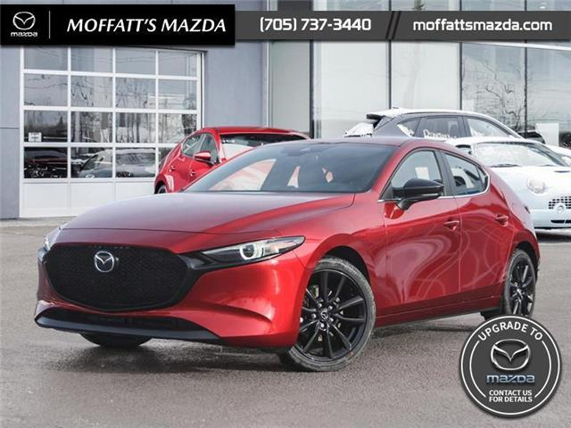 2021 Mazda Mazda3 Sport GT w/Turbo (Stk: P9135) in Barrie - Image 1 of 22