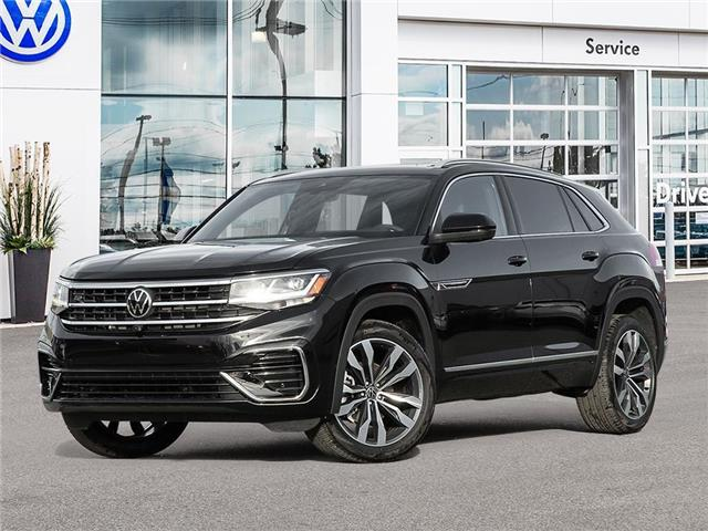 2021 Volkswagen Atlas Cross Sport 3.6 FSI Execline (Stk: AC21025) in Sault Ste. Marie - Image 1 of 10