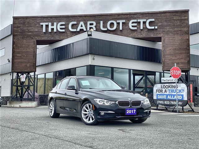 2017 BMW 3 Series i xDrive (Stk: 21120) in Sudbury - Image 1 of 25