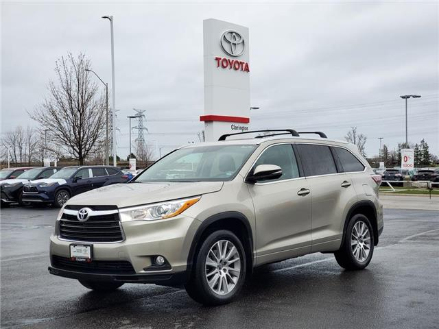 2016 Toyota Highlander  (Stk: P2630A) in Bowmanville - Image 1 of 28