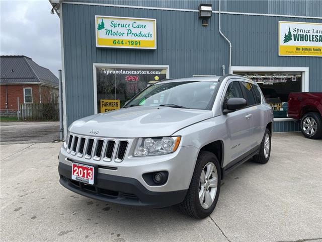 2013 Jeep Compass Sport/North (Stk: 70048) in Belmont - Image 1 of 24