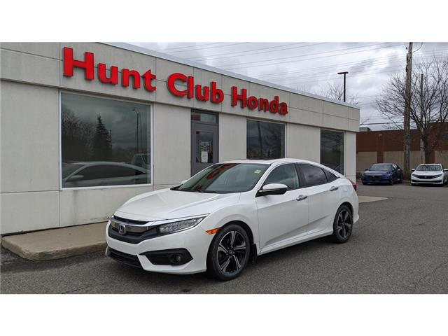 2018 Honda Civic Touring (Stk: B00592A) in Gloucester - Image 1 of 24
