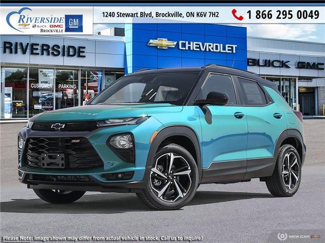 2021 Chevrolet TrailBlazer RS (Stk: 21-238) in Brockville - Image 1 of 22