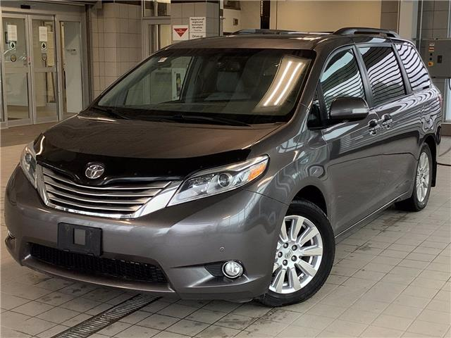 2017 Toyota Sienna Limited 7-Passenger (Stk: 22672A) in Kingston - Image 1 of 12