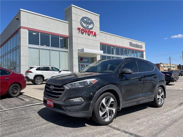 2016 Hyundai Tucson Limited (Stk: 142336A) in Woodstock - Image 1 of 16