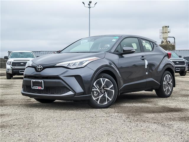 2021 Toyota C-HR  (Stk: 15329) in Waterloo - Image 1 of 18