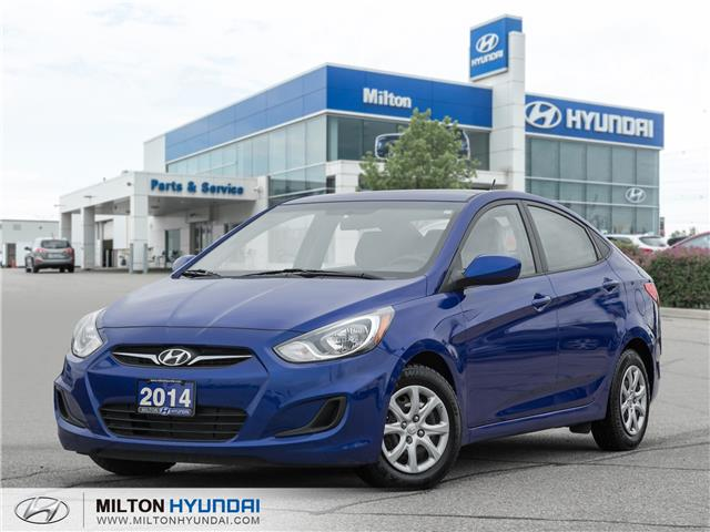 2014 Hyundai Accent GL (Stk: 746797) in Milton - Image 1 of 18