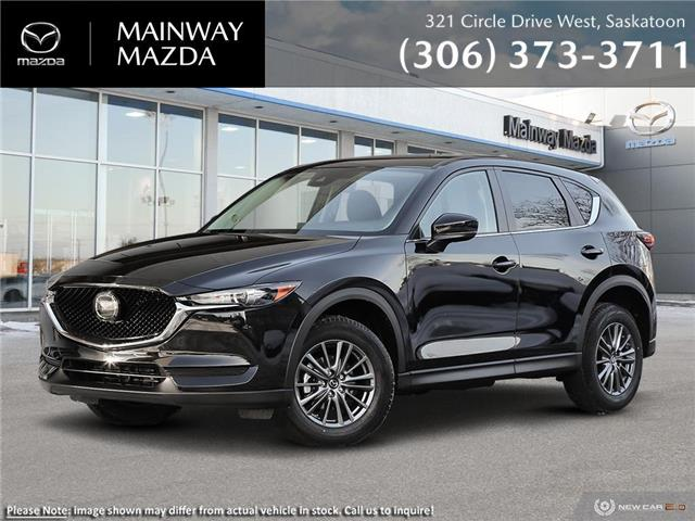 2021 Mazda CX-5 GS w/Comfort Package (Stk: M21272) in Saskatoon - Image 1 of 23