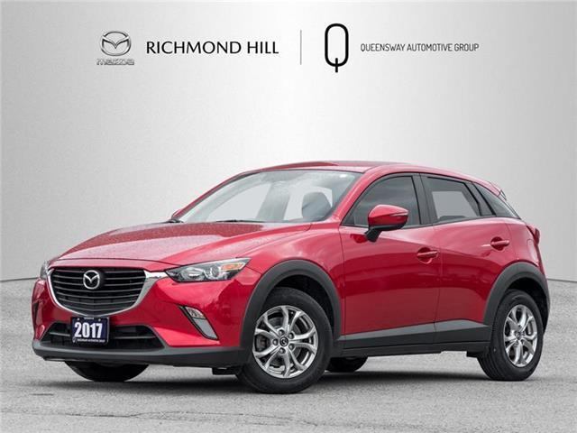 2017 Mazda CX-3 GS (Stk: 21-353A) in Richmond Hill - Image 1 of 19