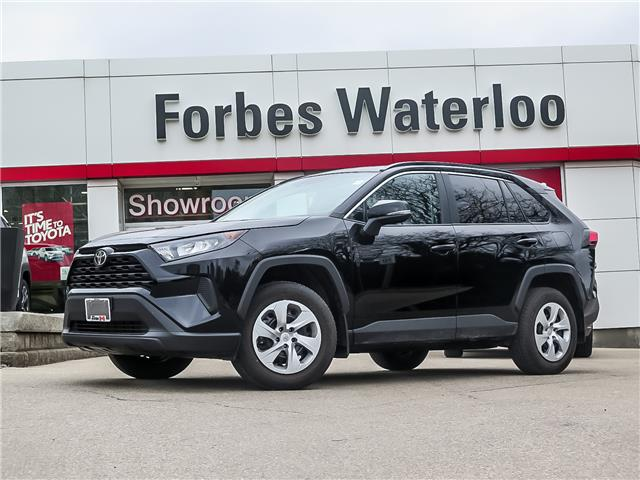 2021 Toyota RAV4 LE (Stk: 202) in Waterloo - Image 1 of 23