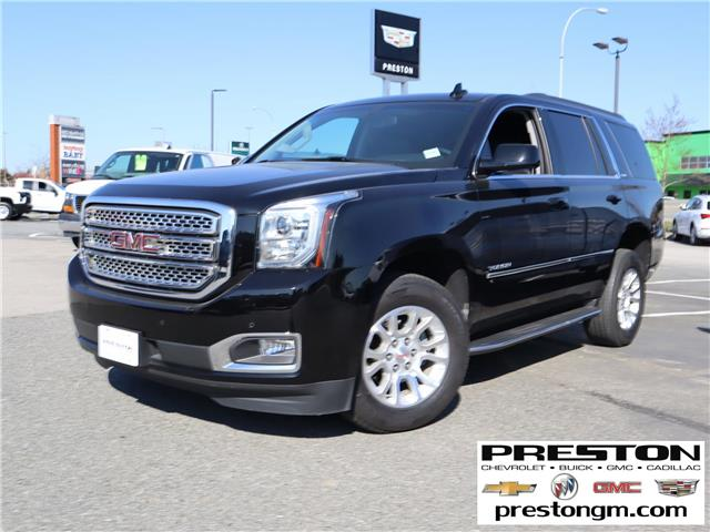 2019 GMC Yukon SLE (Stk: 1204891) in Langley City - Image 1 of 28