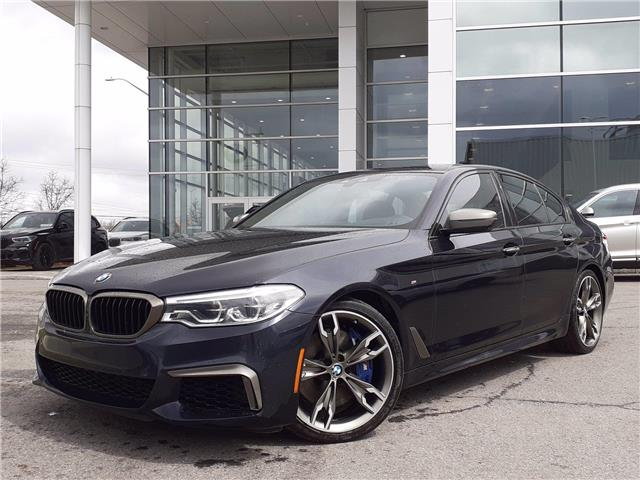 2018 BMW M550i xDrive (Stk: P9807) in Gloucester - Image 1 of 26