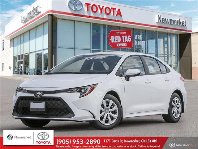2021 Toyota Corolla LE (Stk: 35625) in Newmarket - Image 1 of 22