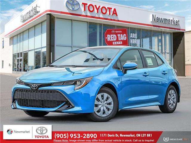 2021 Toyota Corolla Hatchback Base (Stk: 35869) in Newmarket - Image 1 of 23