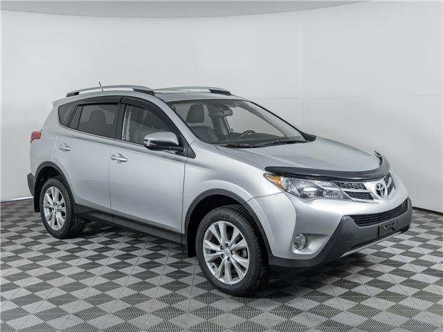 2015 Toyota RAV4 Limited (Stk: X0091A) in London - Image 1 of 24