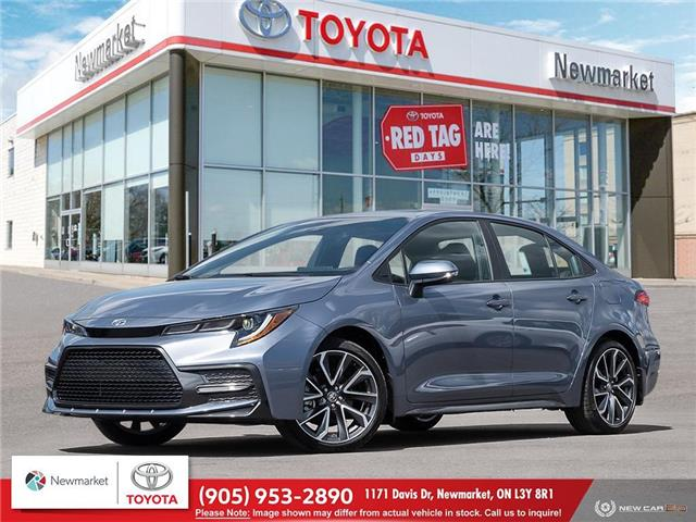 2021 Toyota Corolla SE (Stk: 36074) in Newmarket - Image 1 of 23