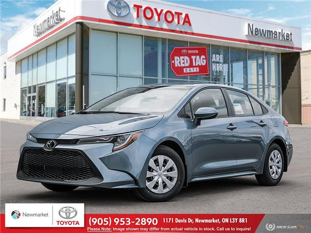 2021 Toyota Corolla L (Stk: 35997) in Newmarket - Image 1 of 23