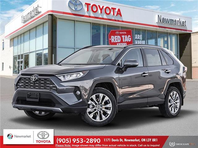 2021 Toyota RAV4 Limited (Stk: 36114) in Newmarket - Image 1 of 23