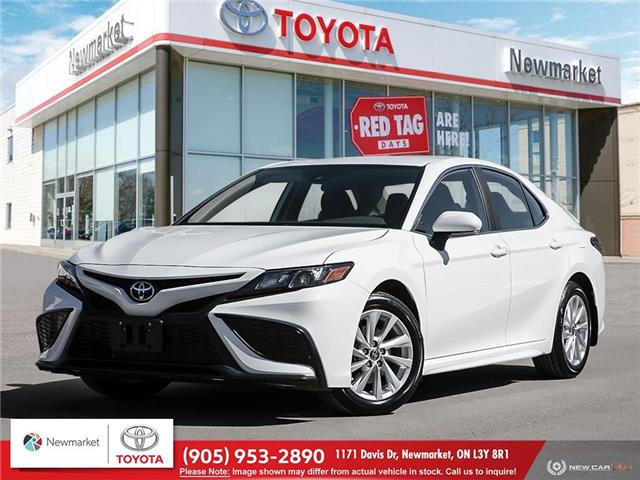 2021 Toyota Camry SE (Stk: 36059) in Newmarket - Image 1 of 23