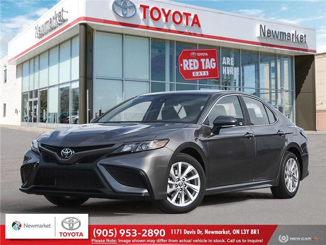 2021 Toyota Camry SE (Stk: 36000) in Newmarket - Image 1 of 23