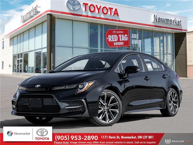 2021 Toyota Corolla SE (Stk: 36023) in Newmarket - Image 1 of 23
