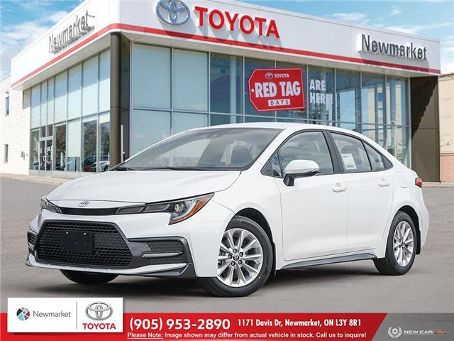 2021 Toyota Corolla SE (Stk: 36015) in Newmarket - Image 1 of 23
