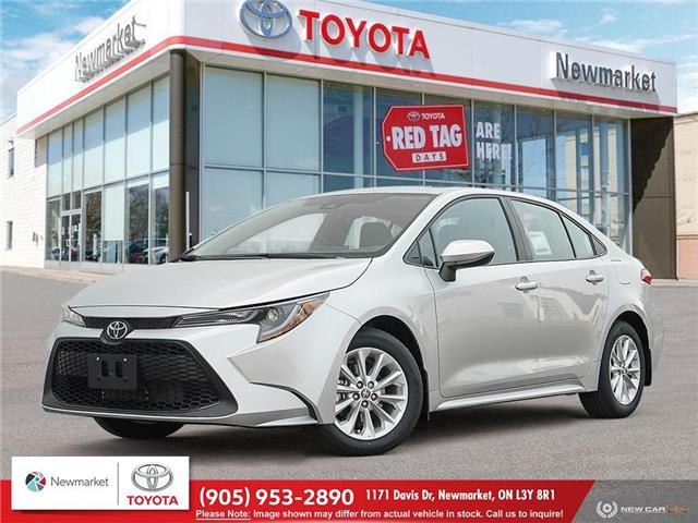 2021 Toyota Corolla LE (Stk: 35566) in Newmarket - Image 1 of 23