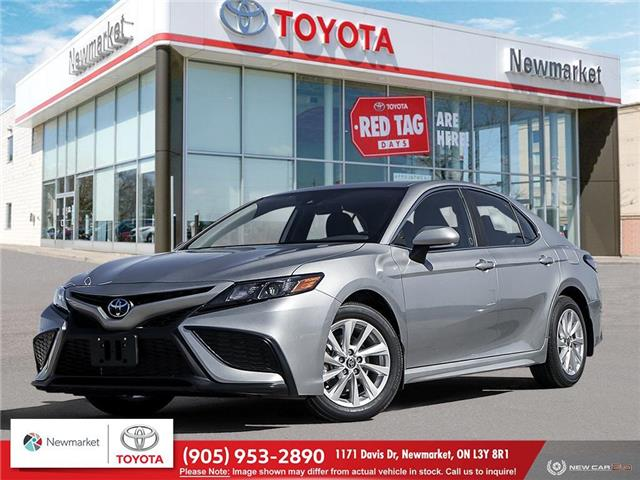 2021 Toyota Camry SE (Stk: 36092) in Newmarket - Image 1 of 23