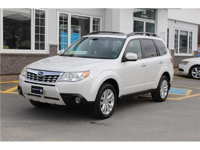 2011 Subaru Forester 2.5 X Limited Package JF2SHCEC7BH748367 21-81A in Fredericton