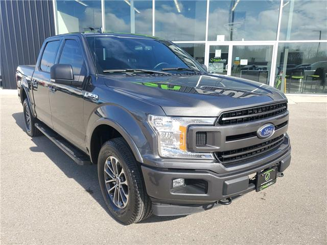 2018 Ford F-150 XLT (Stk: 21-142A Tillsonburg) in Tillsonburg - Image 1 of 30