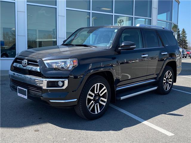 2020 Toyota 4Runner Base (Stk: W5320) in Cobourg - Image 1 of 1