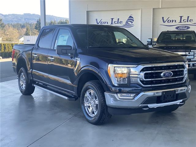 2021 Ford F-150 XLT (Stk: 21053) in Port Alberni - Image 1 of 17