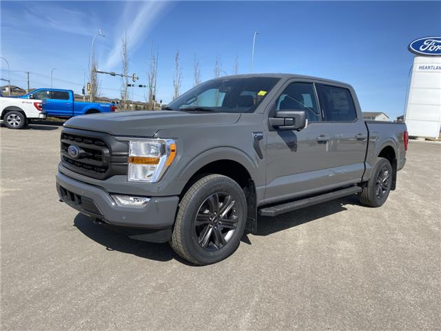 2021 Ford F-150 XLT (Stk: MLT150) in Fort Saskatchewan - Image 1 of 20