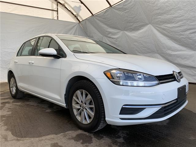 2018 Volkswagen Golf 1.8 TSI Trendline (Stk: 2110811) in Thunder Bay - Image 1 of 17