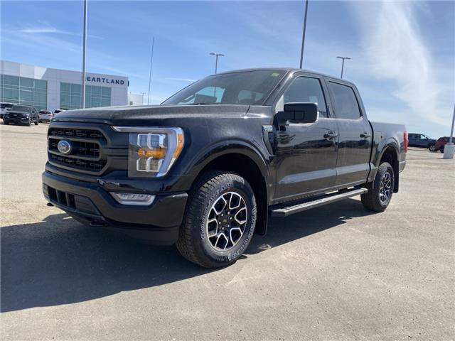 2021 Ford F-150 XLT (Stk: MLT113) in Fort Saskatchewan - Image 1 of 21