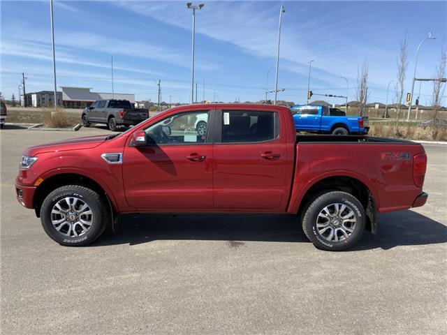 2021 Ford Ranger Lariat (Stk: MRN008) in Fort Saskatchewan - Image 1 of 19
