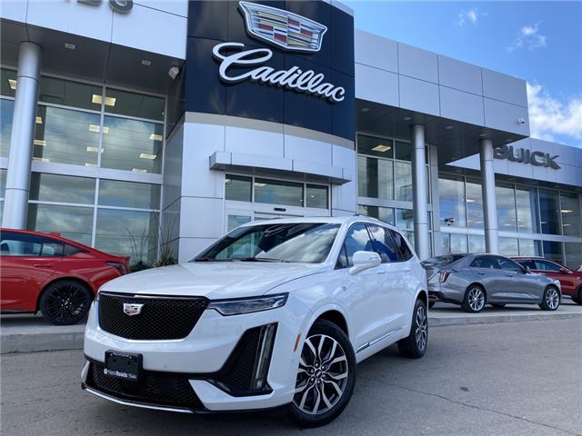 2021 Cadillac XT6 Sport (Stk: Z189293) in Newmarket - Image 1 of 28
