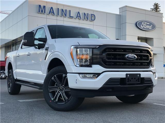 2021 Ford F-150 XLT (Stk: 21F13786) in Vancouver - Image 1 of 30