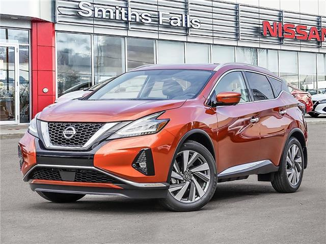 2021 Nissan Murano SL (Stk: 21-114) in Smiths Falls - Image 1 of 23