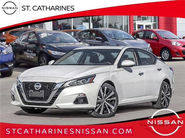 2021 Nissan Altima 2.5 Platinum (Stk: AL21010) in St. Catharines - Image 1 of 23