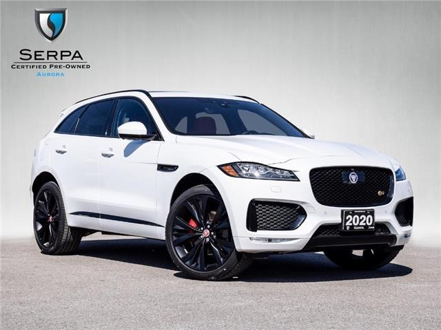 2020 Jaguar F-PACE S (Stk: CP050) in Aurora - Image 1 of 28
