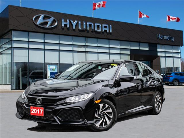 2017 Honda Civic LX (Stk: P823a) in Rockland - Image 1 of 28