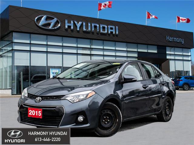 2015 Toyota Corolla S (Stk: P829A) in Rockland - Image 1 of 27