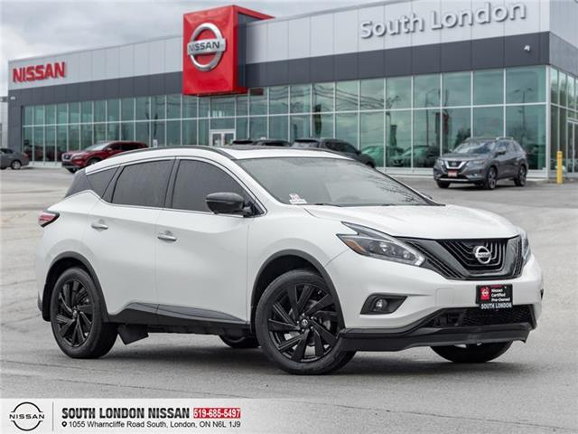 2018 Nissan Murano Midnight Edition (Stk: 14421-1) in London - Image 1 of 25