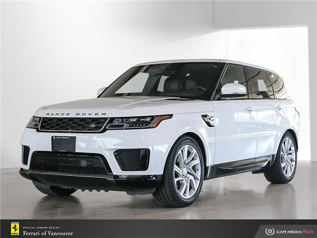 2018 Land Rover Range Rover Sport HSE (Stk: U0548A) in Vancouver - Image 1 of 10