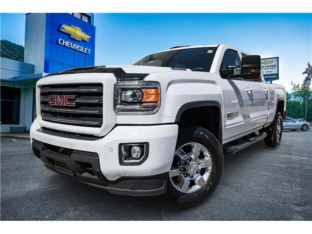 2019 GMC Sierra 3500HD SLT (Stk: 21-31A) in Trail - Image 1 of 9