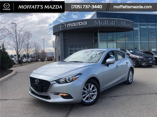 2018 Mazda Mazda3 Sport GS (Stk: P9116A) in Barrie - Image 1 of 18